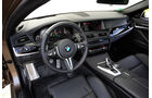 BMW M5 Competition, Cockpit