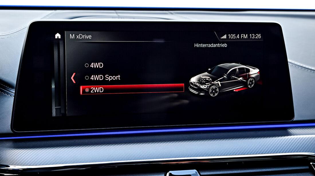 BMW M5 Competition Sperrfrist 06.08.2018, 00:01 Uhr MEZ