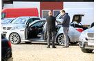 BMW M5 E60, Seitenansicht