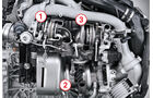 BMW M550d, Motor