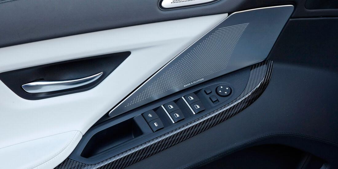 BMW M6 Cabrio, Türgriff