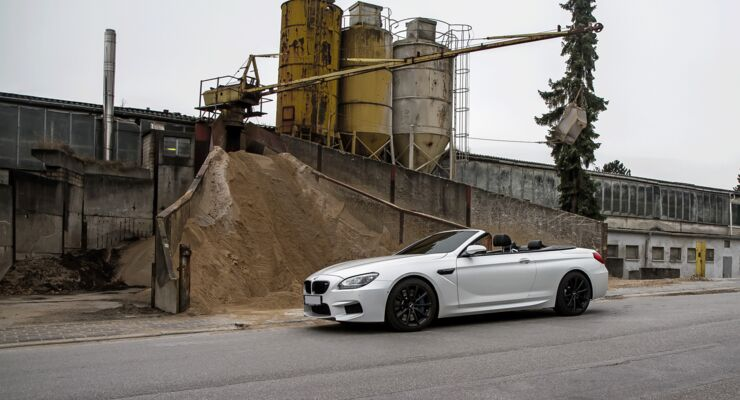 BMW M6 F16 by Noelle Motors