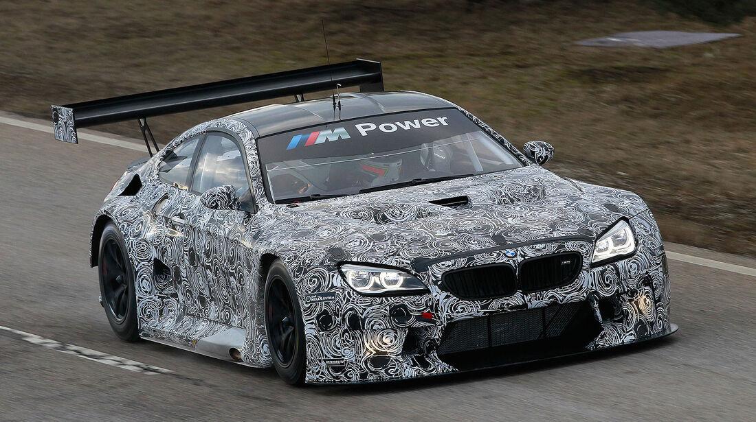 BMW M6 GT3 Prototyp