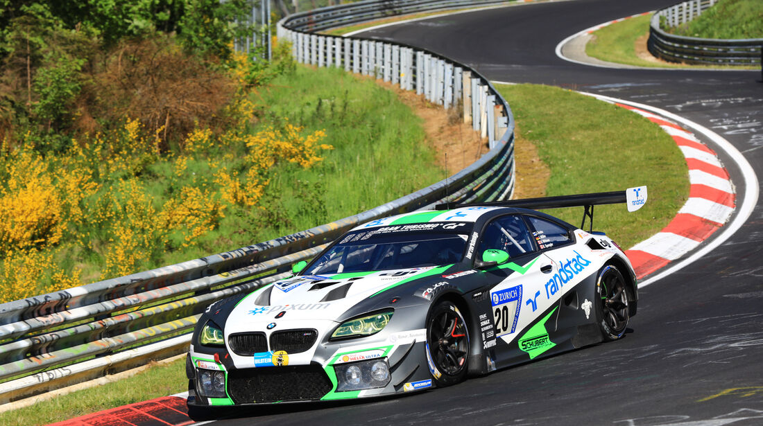 BMW M6 GT3 - Startnummer #20 - 2. Qualifying - 24h-Rennen Nürburgring 2017 - Nordschleife