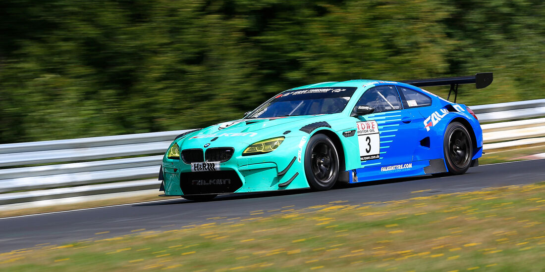 BMW M6 GT3 - Startnummer #3 - VLN 2018 - Langstreckenmeisterschaft - Nürburgring-Nordschleife