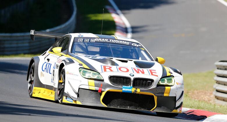 BMW M6 GT3 - Startnummer #98 - 2. Qualifying - 24h-Rennen Nürburgring 2017 - Nordschleife