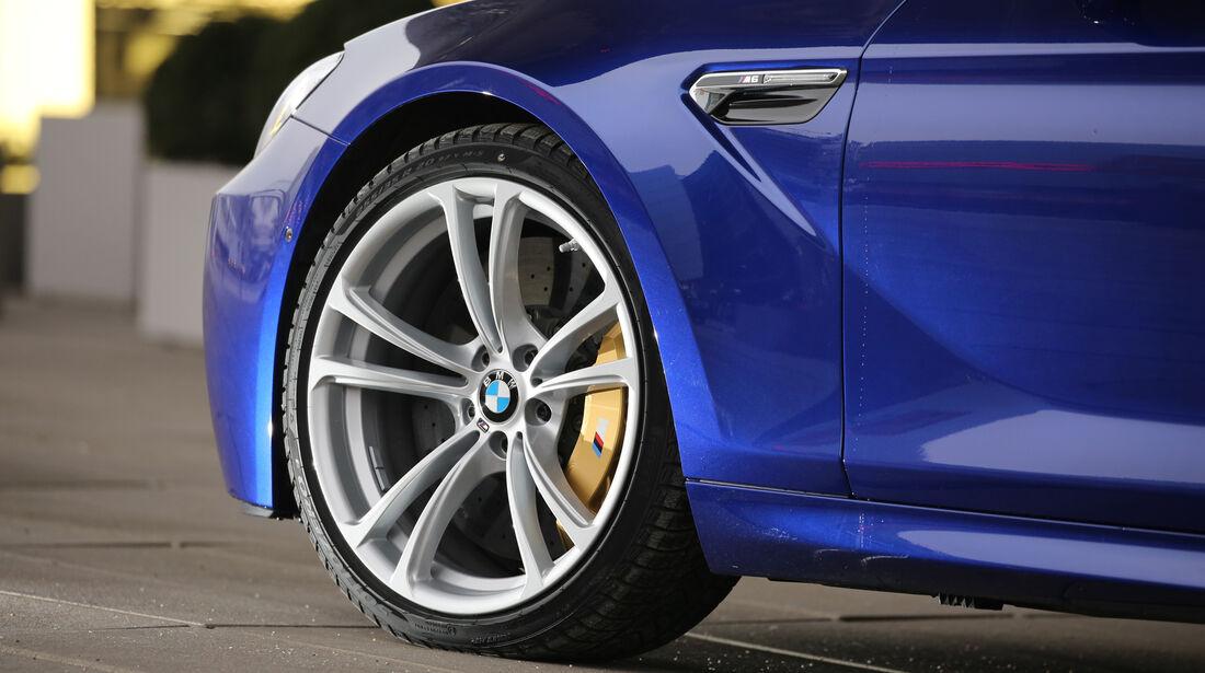 BMW M6 Gran Coupé Competition, Rad, Felge