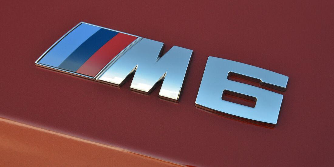 BMW M6, Typenbezeichnung