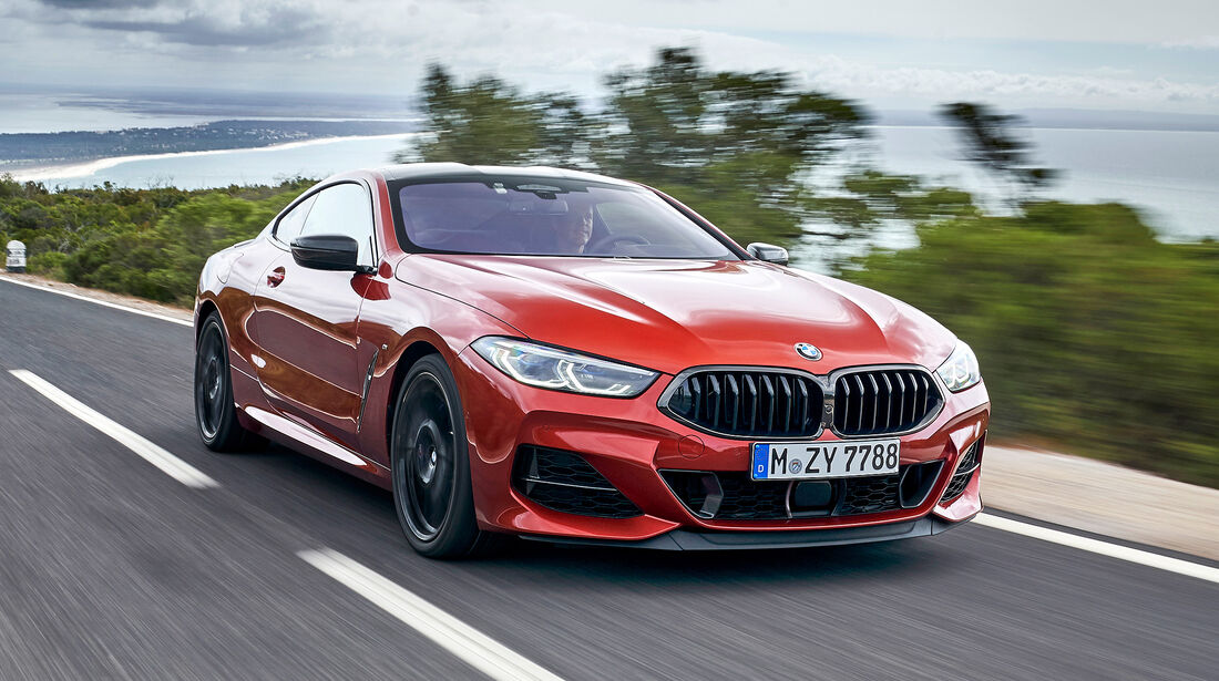 BMW M850i xDrive - Serie - Coupes bis 150000 Euro - sport auto Award 2019