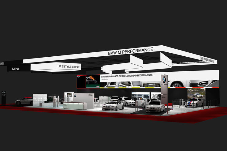 bmw auf der essen motor show premiere f r 3er touring m. Black Bedroom Furniture Sets. Home Design Ideas