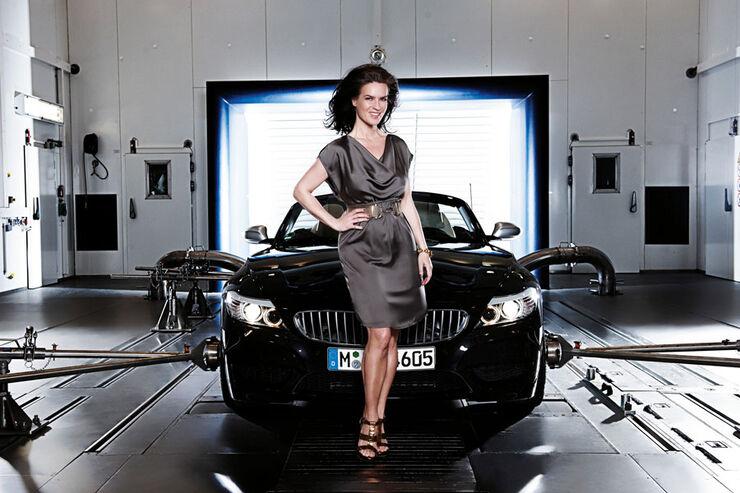 BMW-Prüfzentrum Katarina Witt