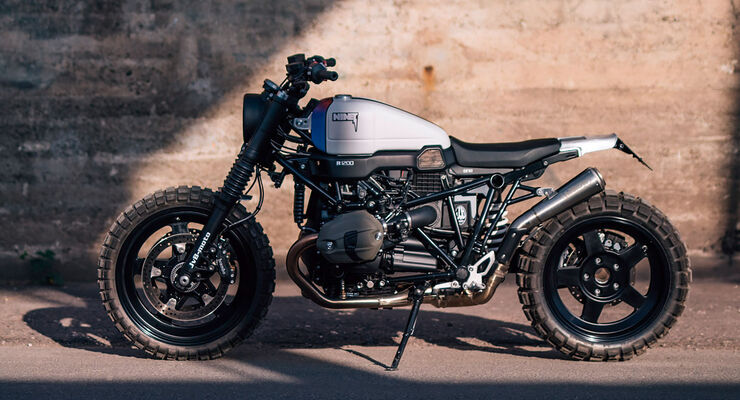 jvb moto bmw r ninet scrambler caf racer vom customizer. Black Bedroom Furniture Sets. Home Design Ideas