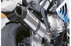 BMW S 1000 RR, Auspuff