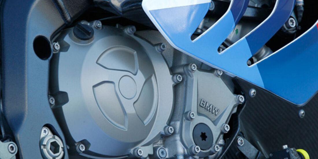 BMW S 1000 RR, Motor