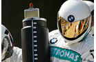 BMW Sauber - 2009 - Mechaniker - Helme - Formel 1