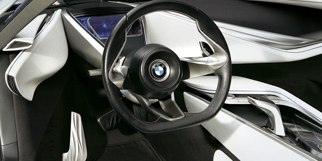 BMW-Studie Cockpit