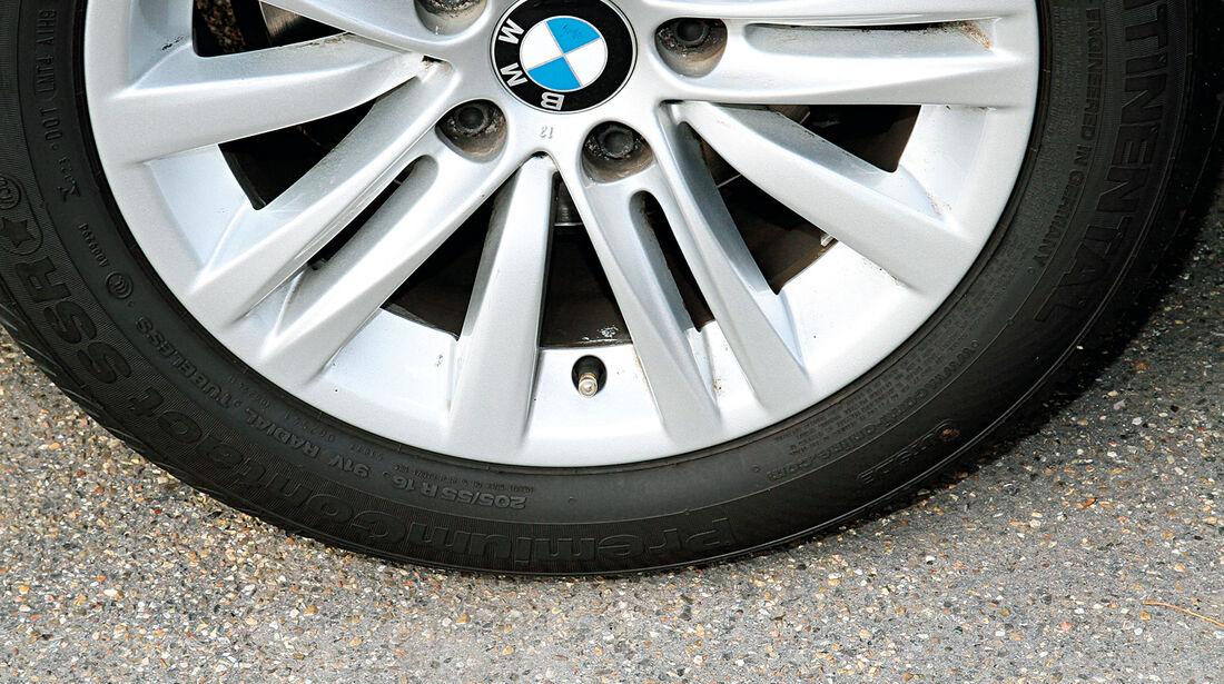 BMW Werkstätten, Rad, Felge