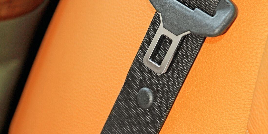 BMW Werkstätten, Sicherheitsgurt