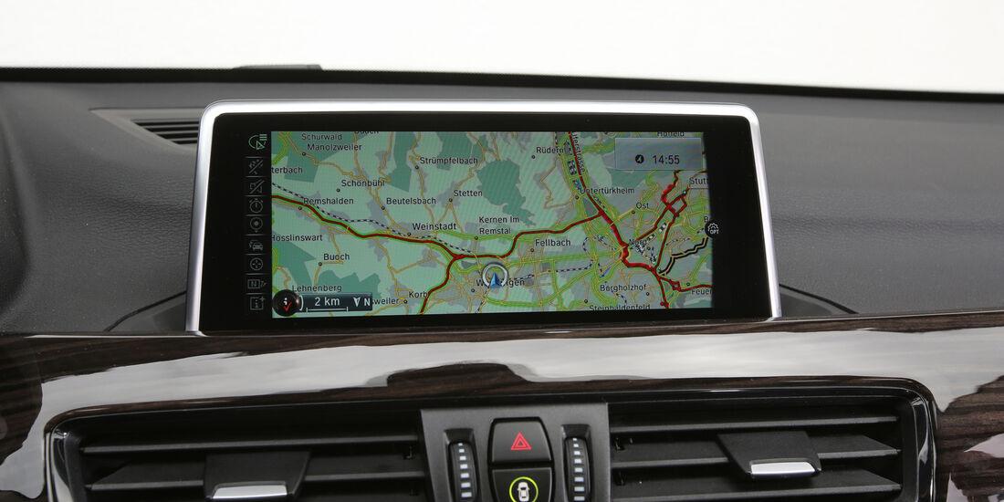 BMW X1 20d xDrive, Navi