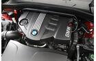 BMW X1 23d x-Drive, Motor