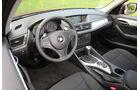 BMW X1 23d x-Drive, SUV, Cockpit