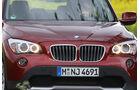 BMW X1 23d x-Drive, SUV, Front, Küherlgrill, BMW-Niere