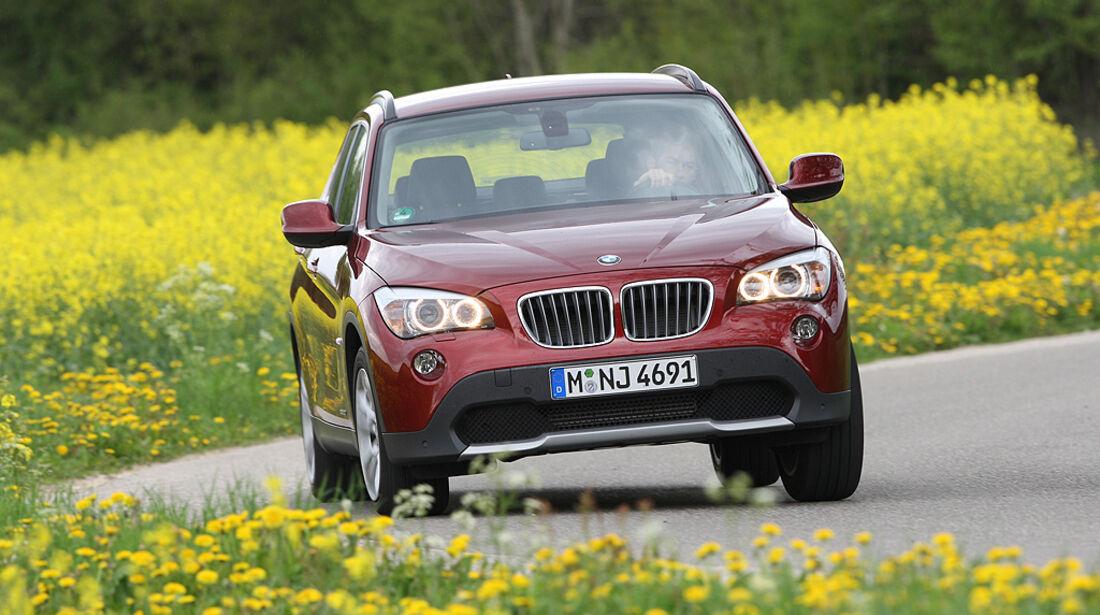 BMW X1 23d x-Drive, SUV