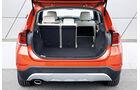 BMW X1, Ladefläche, Kofferraum