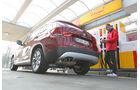 BMW X1 x-Drive 28i, Tanken