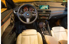BMW X1 xDrive 20d, Cockpit