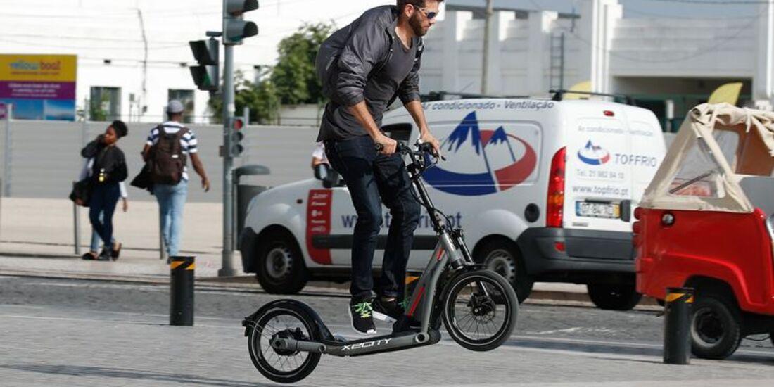 BMW X2 City - Elektrotretroller (2019)