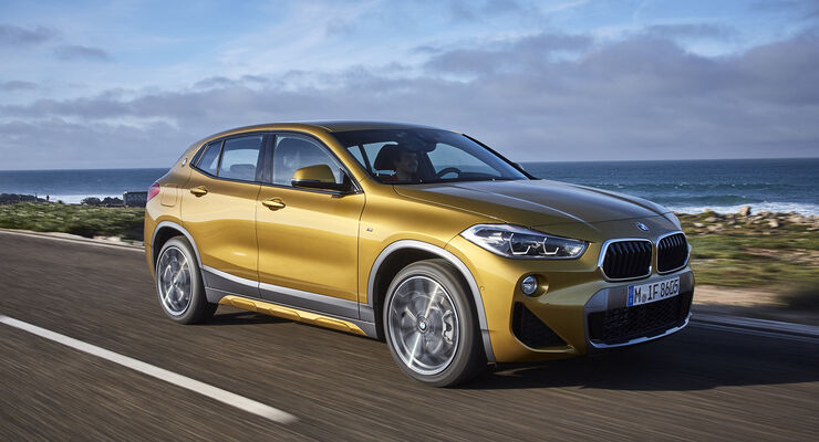 bmw x2 xdrive20d m sport x im test auto motor und sport. Black Bedroom Furniture Sets. Home Design Ideas