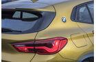 BMW X2 xDrive 20d, Exterieur