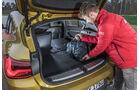 BMW X2 xDrive 20d, Kofferraum