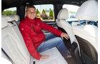 BMW X3 (2017) Sitzprobe Spartanburg