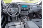 BMW X3 20d xDRIVE, Cockpit