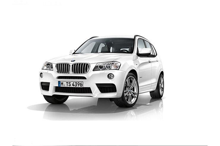BMW X3 M 2011