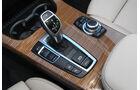 BMW X3, Mittelkonsole, Schalthebel, i-Drive