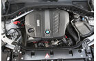 BMW X3 x-Drive 30d, Motorraum, Motor, Reihensechser