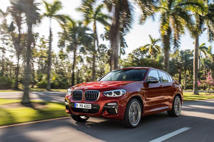 bmw x4 2018 infos daten marktstart preis auto motor und sport. Black Bedroom Furniture Sets. Home Design Ideas