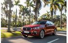 BMW X4 Premiere