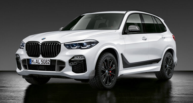 BMW X5 2018 M Performance Parts