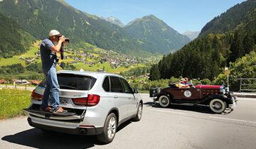 BMW X5 25d xDrive, Montafon