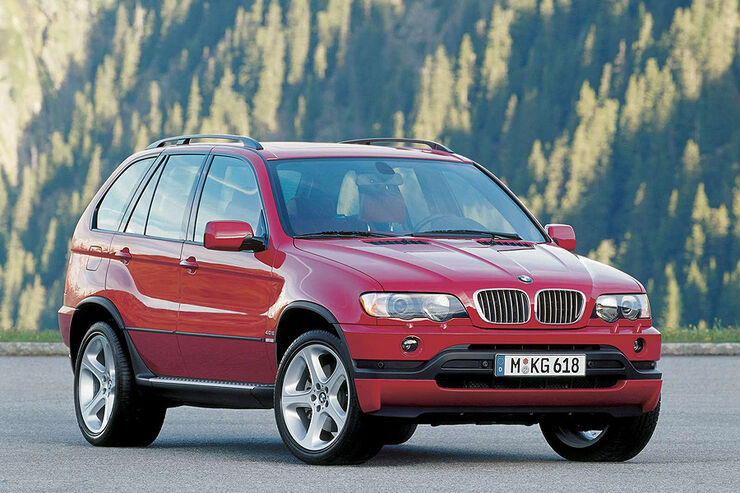gebrauchtwagen bmw x5 im m ngelreport bmw x5 eine. Black Bedroom Furniture Sets. Home Design Ideas