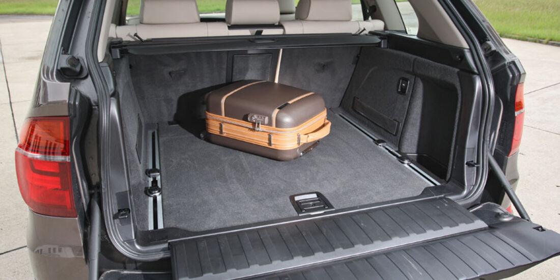 BMW X5 x-Drive 30d, Kofferraum