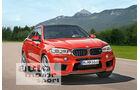 BMW X6 M, Frontansicht