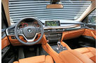 BMW X6 xDrive 30d, Cockpit