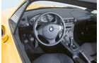 BMW Z3 3.0i Coupé, Cockpit