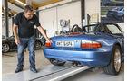 BMW Z3 M Roadster, Exterieur
