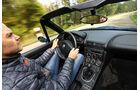 BMW Z3 M Roadster, Interieur